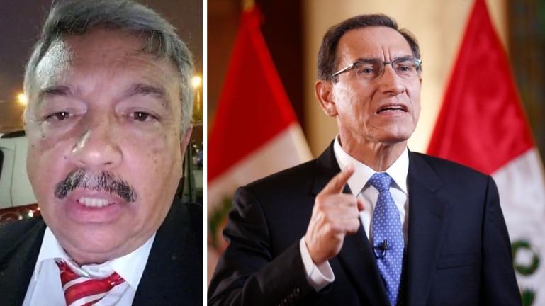 El presidente del PPC se pronunció en contra de la medida del mandatario Vizcarra.
