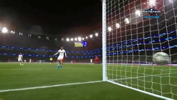 Así fue el gol de Heung-Min Son contra el Bayern Munich.
