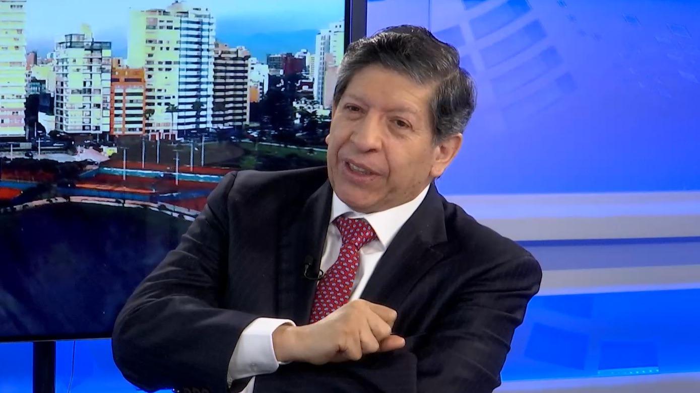 Carlos Ramos Núñez, magistrado del Tribunal Constitucional