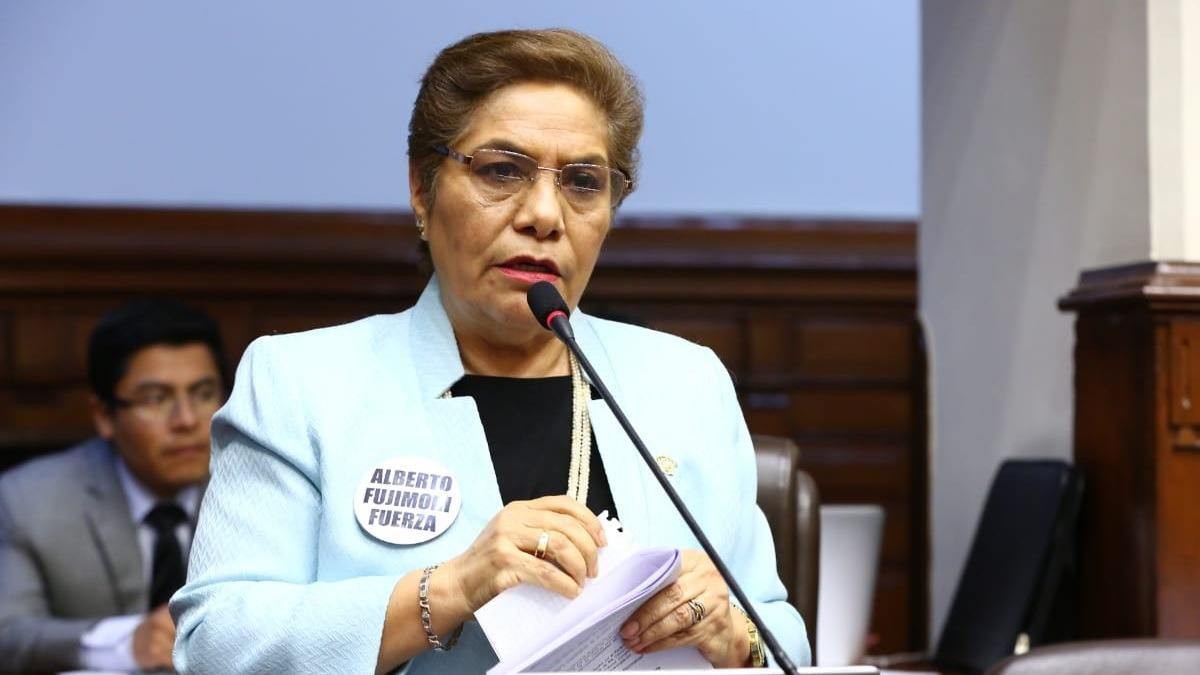 Luz Salgado es miembro de la Comisión Permanente.
