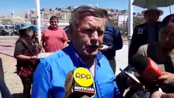 El partido de César Acuña presentará candidatos congresales en las próximas elecciones.
