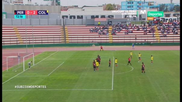 Colombia 3-0 Perú - Brayan Vera