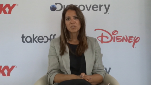 Belén Urbaneja, ejecutiva de Disney, hanbló sobre la nueva visión de las películas de Disney.