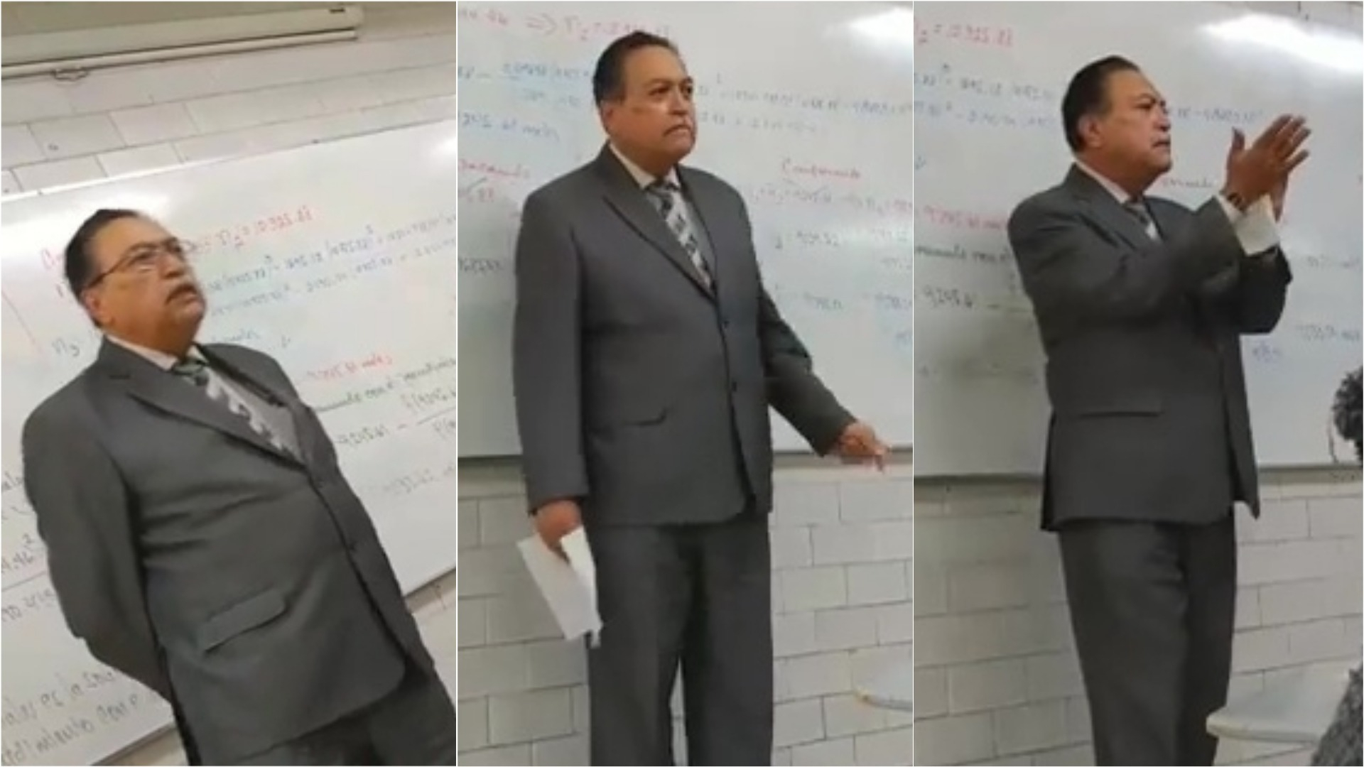 Profesor se mostró sentido por la muerte de José José.