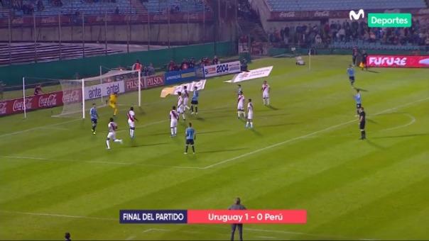 La 'Celeste' venció a Perú en el primer amistoso internacional.