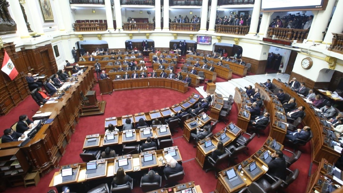 Las elecciones congresales se realizarán el 26 de enero del 2020.