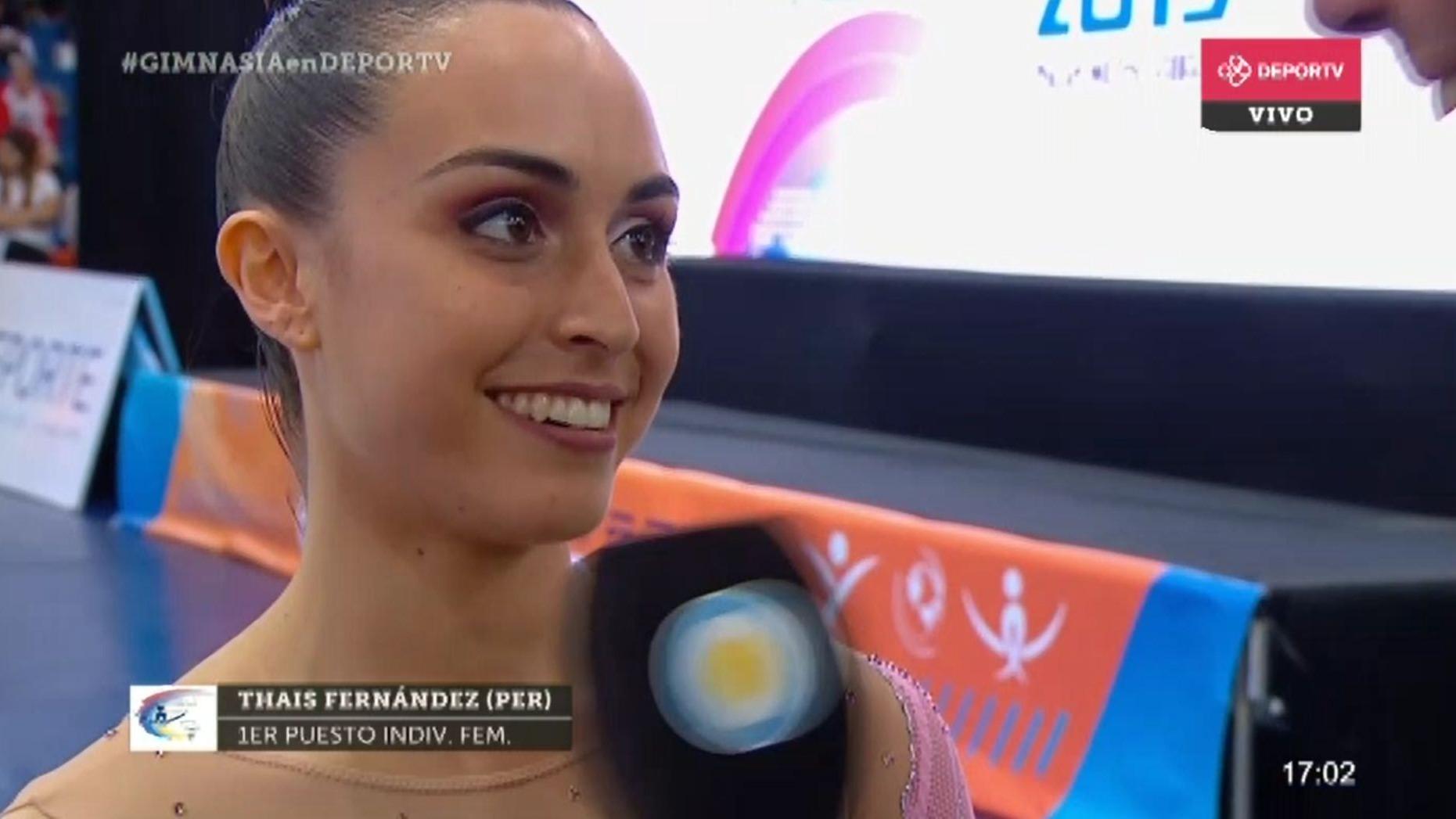 Entrevista a Thais Fernández.