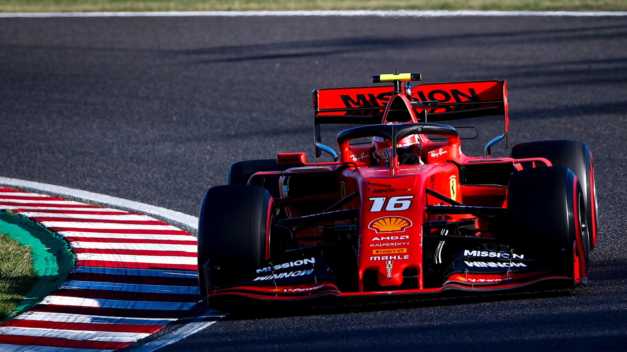 Charles Lecler ha generado un debate por esta maniobra en la Fórmula 1