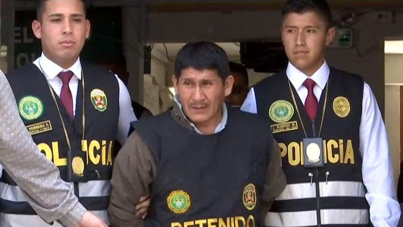 El coronel PNP Francisco Náquira Cornejo habló con RPP Noticias sobre el secuestrador.