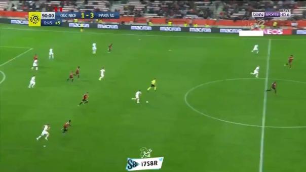 Así fue el gol de Mauro Icardi.