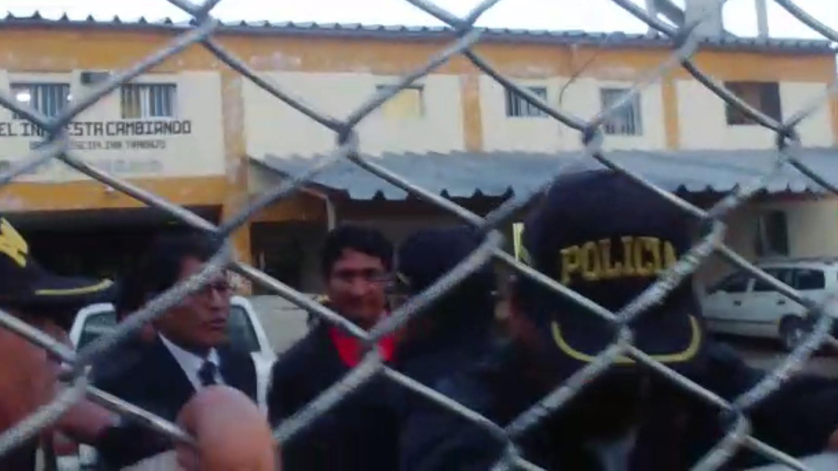 Juez varió la sentencia de Vladimir Cerrón por prisión suspendida.