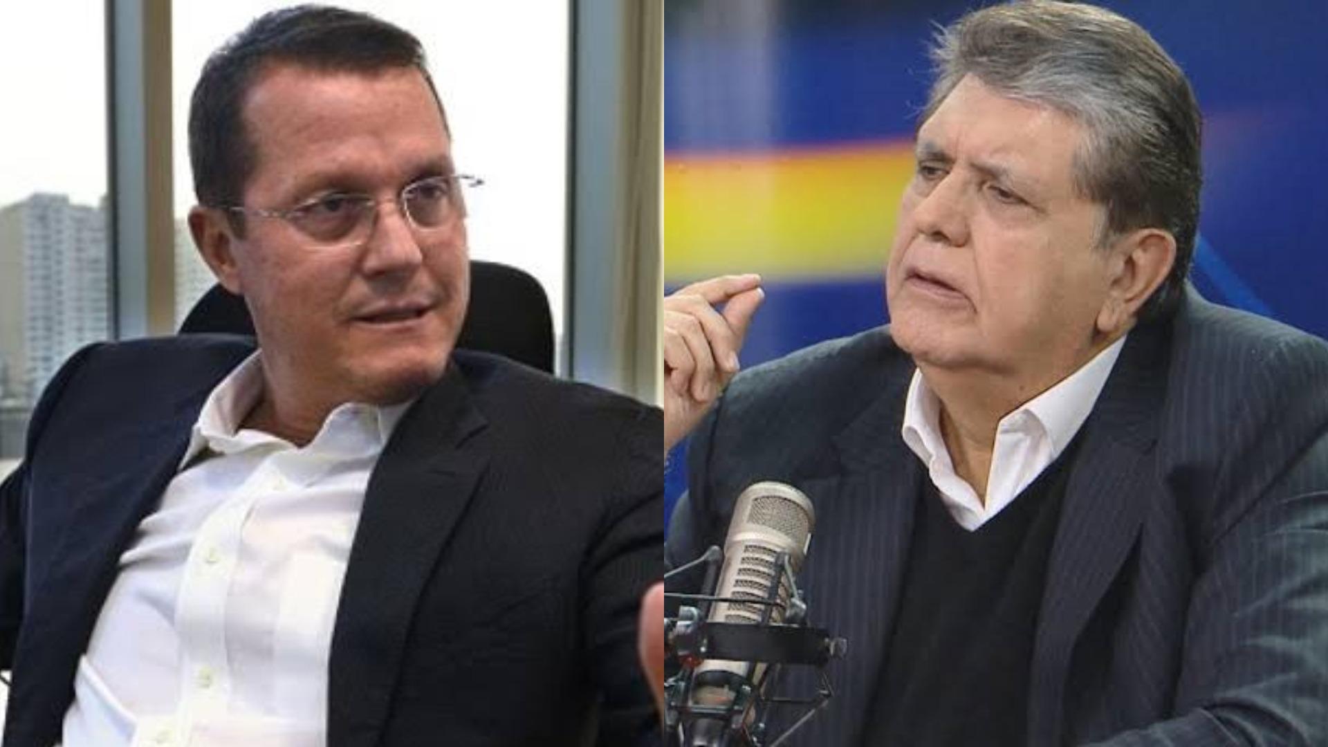 Jorge Barata-Alan García