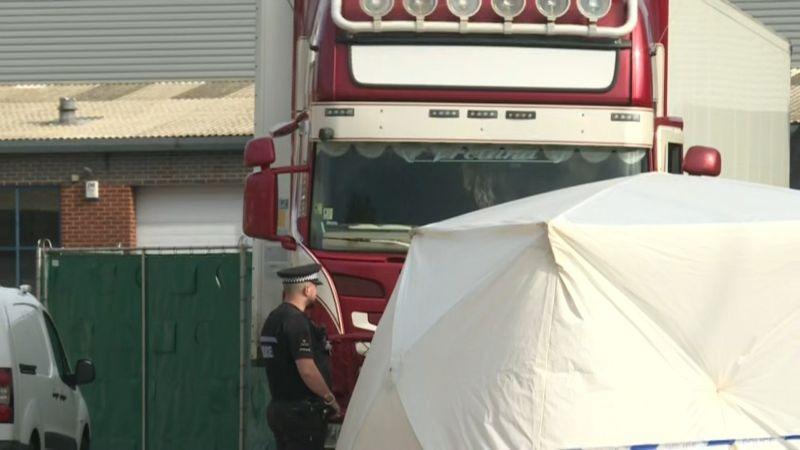 Las autoridades confirmaron que los 39 muertos eran de nacionalidad china.
