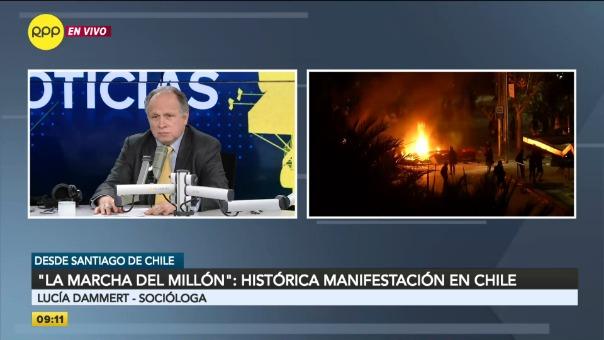 Especialistas analizaron la situación en Chile.