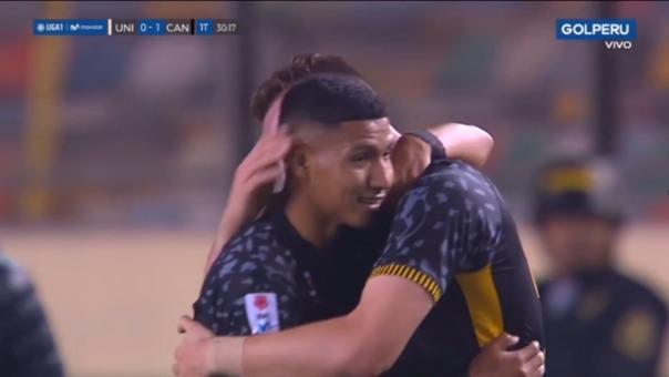 Así fue el gol de Sebastián La Torre.
