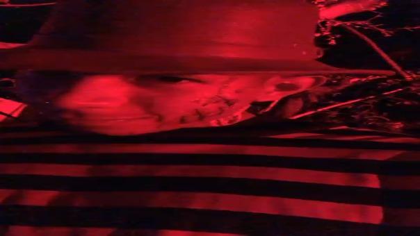 Edison Flores publicó un video disfrazado de Freddy Krueger.