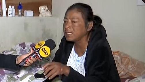 Liria Saboya necesita ayuda para diálisis