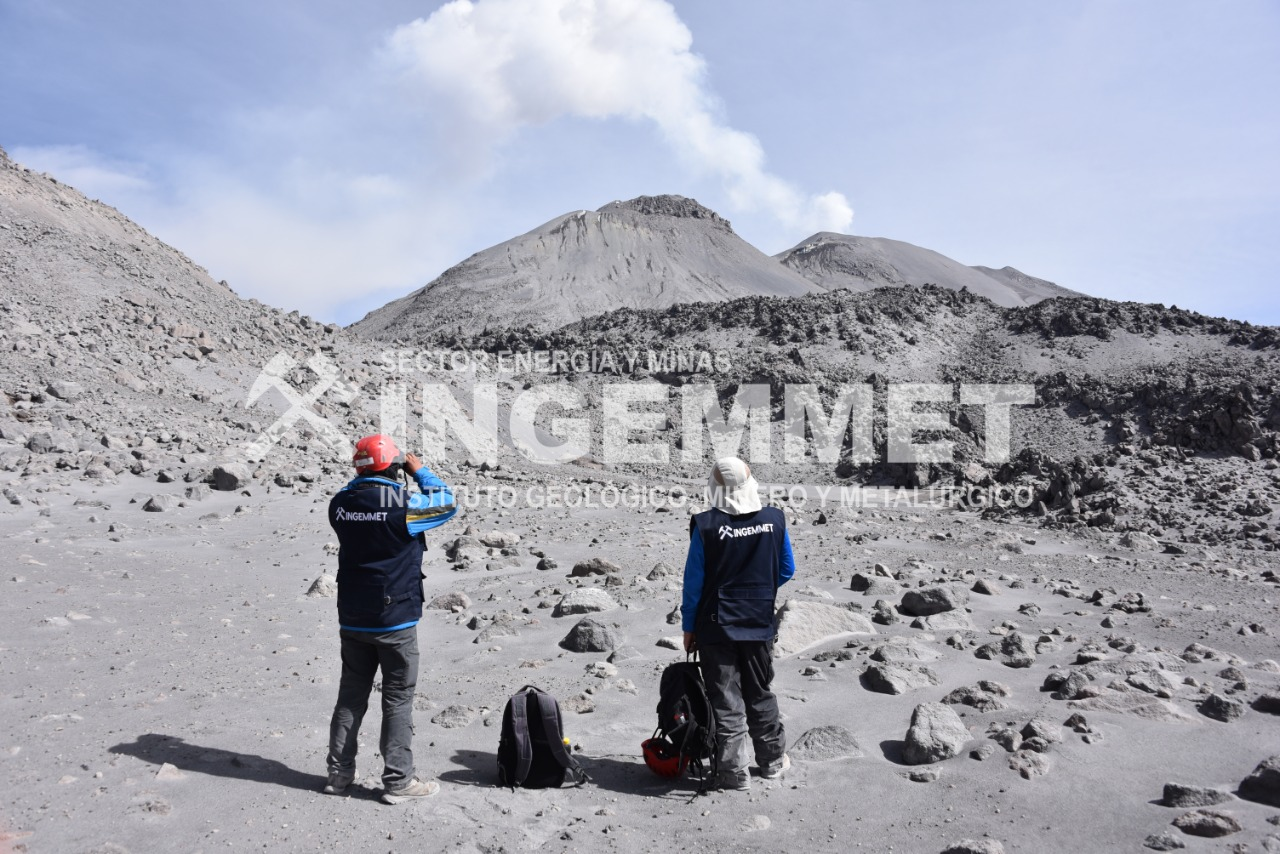 Se recomienda mantener el nivel de alerta volcánica en color NARANJA y no acercarse al volcán, en un radio de 12 km alrededor del cráter. También se recomienda a las autoridades y población en riesgo, ejecutar planes de contingencia basándose en los mapas de peligros del volcán Sabancaya, finalmente mantenerse informado de los reportes del Ingemmet.
