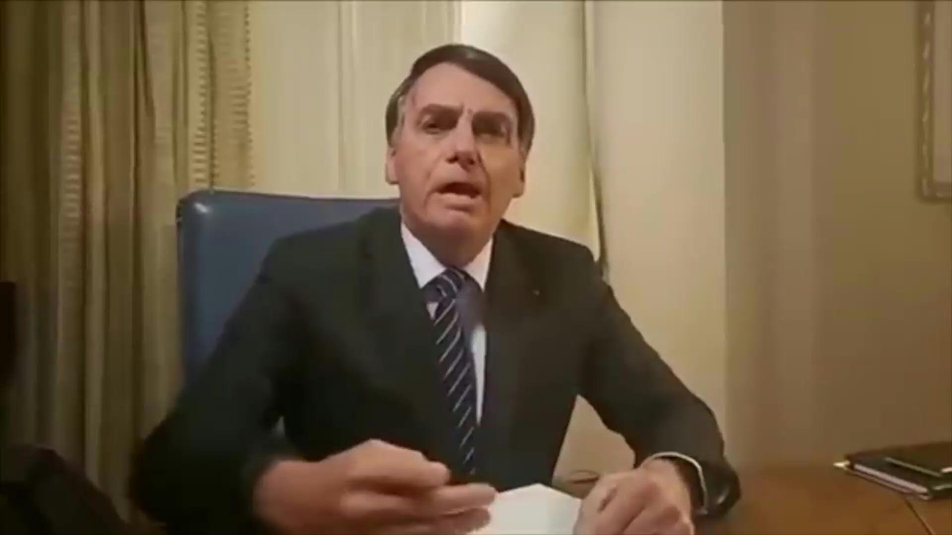 Bolsonaro ataca a TV Globo por informe sobre caso de concejal asesinada.