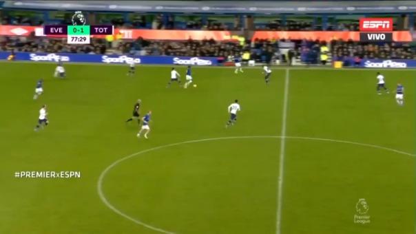 La escalofriante lesión de André Gomes en el Tottenham vs. Everton por la Premier League