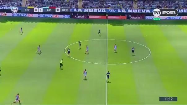 Así fue la goleada de Boca Juniors por 5-1 ante Arsenal en la Bombonera