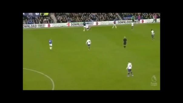 Así fue la terrorífica lesión que sufrió André Gomes en el Tottenham - Everton.