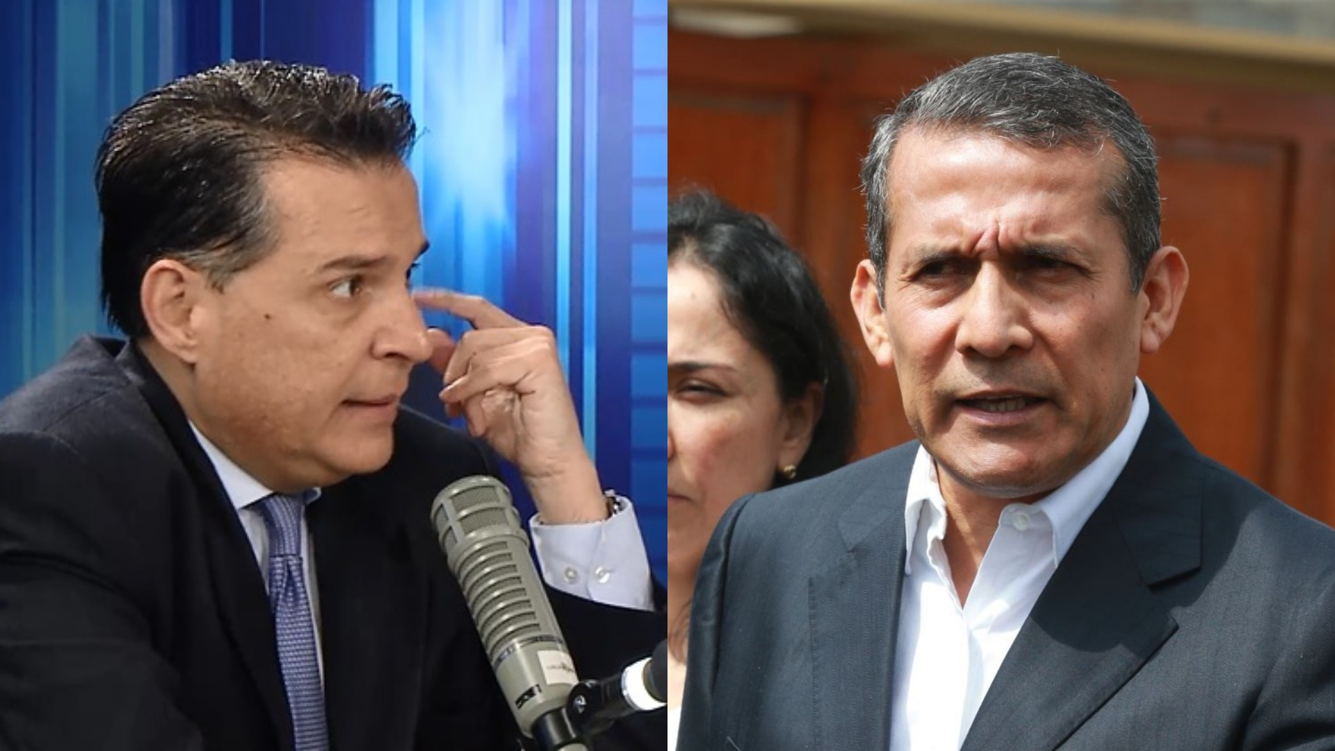 Omar Chehade-Ollanta Humala