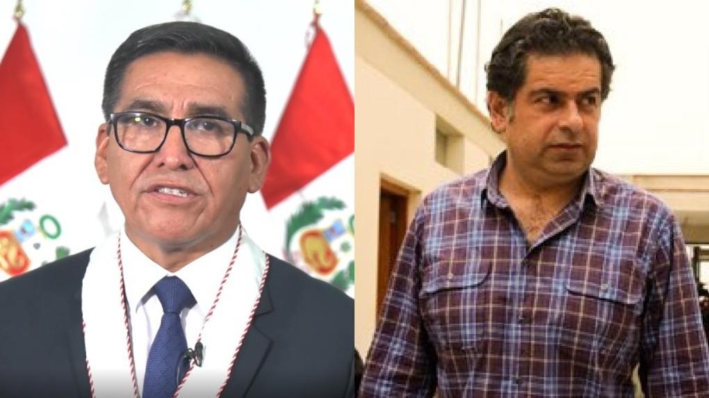 Fiscal Elmer Chirre estuvo a cargo de la acusación presentada contra Martín Belaunde Lossio por el caso La Centralita.