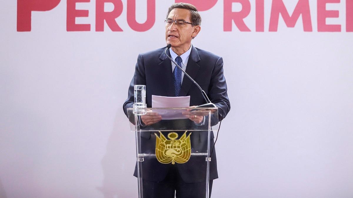El presidente participó de la inauguración del XXX Seminario Anual de Investigación CIES 2019.
