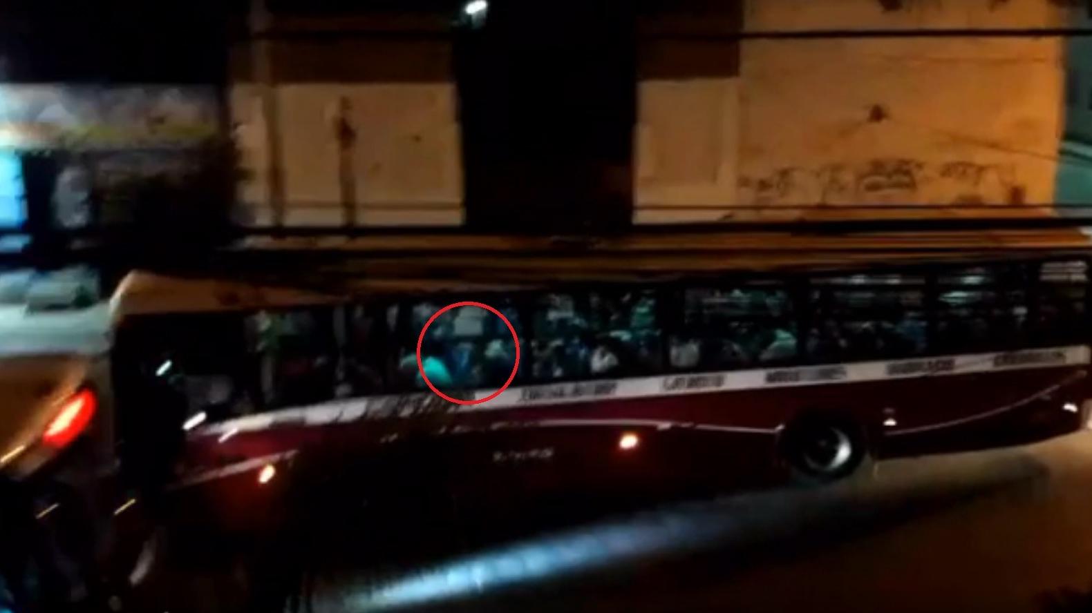 El asalto se registró en el distrito de Chorrillos.