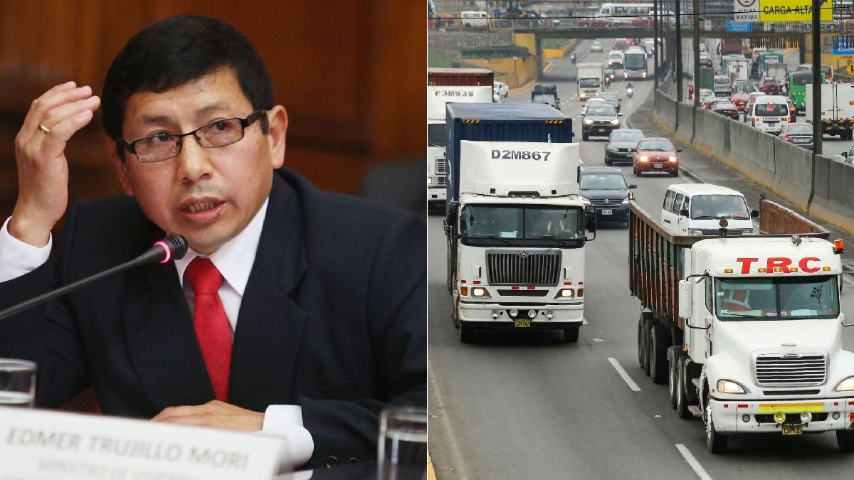 El 4 de noviembre inició la imposición de multas a los infractores del 'pico y placa´ para camiones.