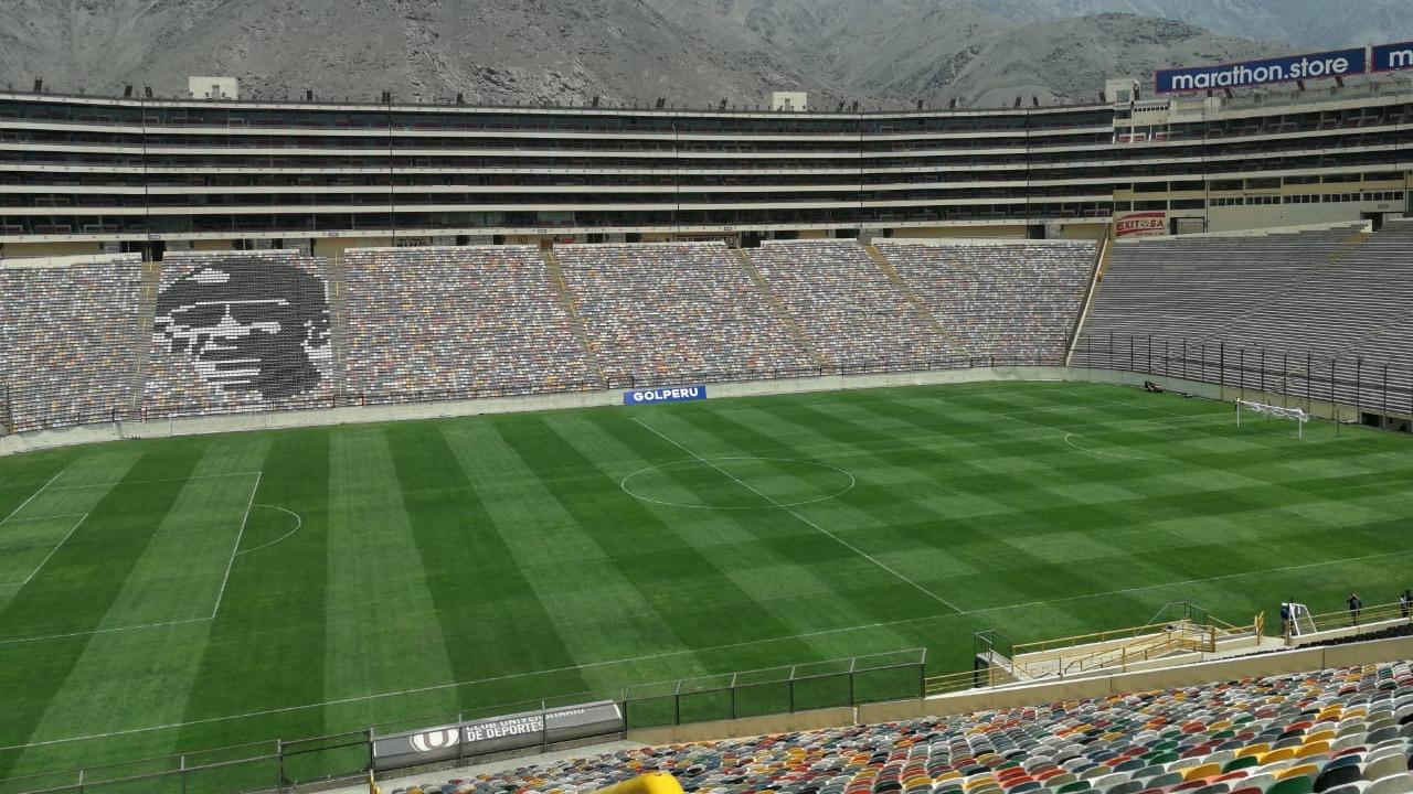 Estadio Monumental pasó primera inspección de la Conmebol