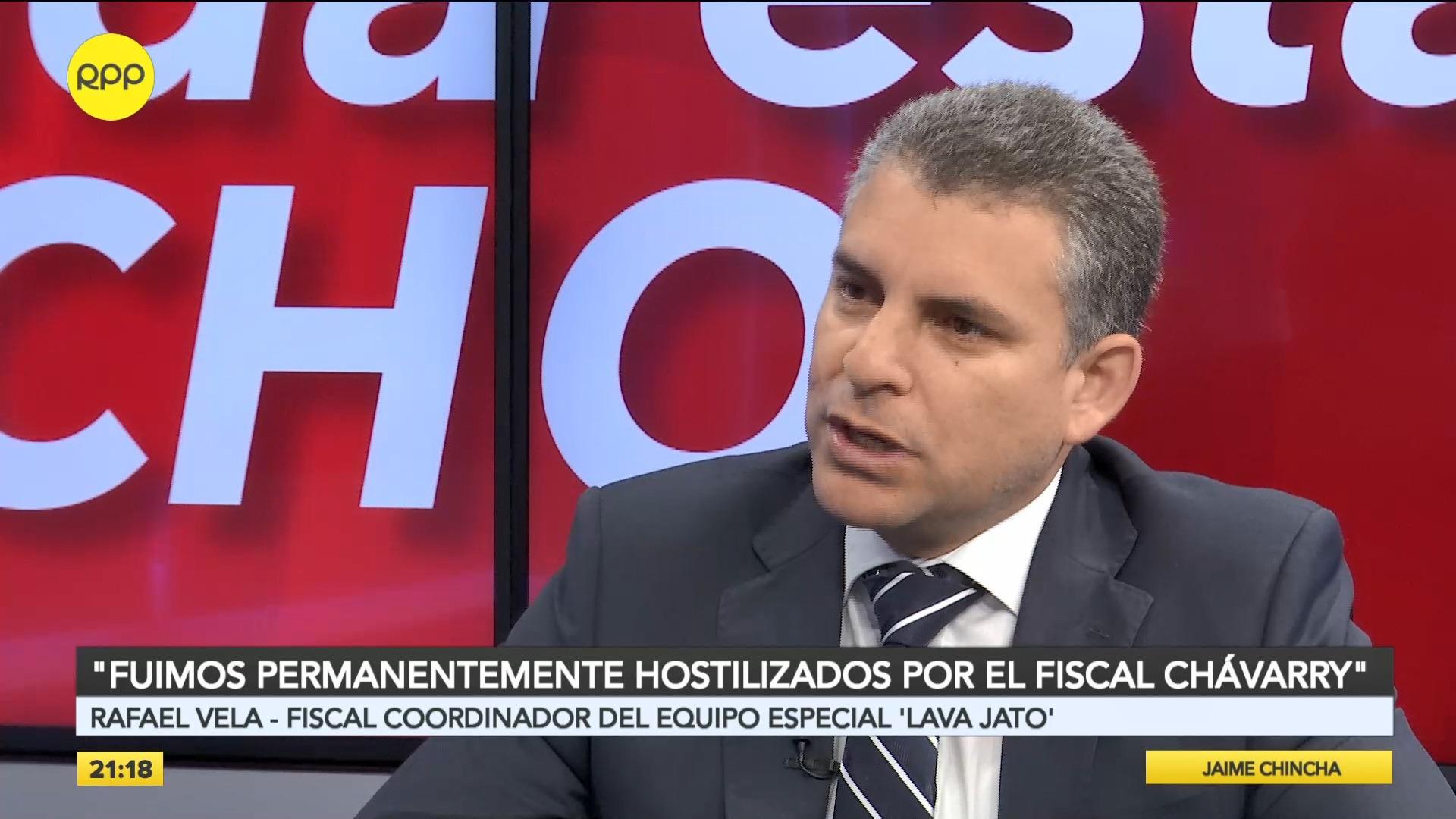 El fiscal coordinador del Equipo Especial Lava Jato se pronunció sobre la medida judicial a favor de Cuba y Luyo.