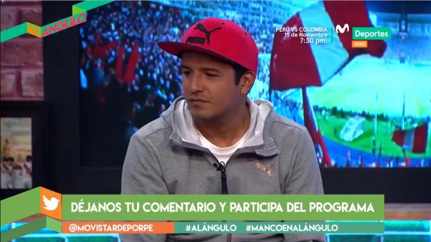 ¿Reimond Manco en el Real Madrid?