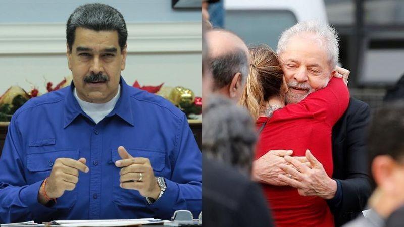 Nicolás Maduro gritó varios