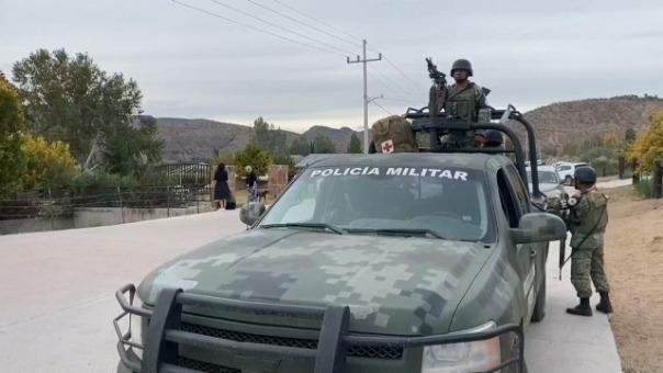 Mormones méxico-estadounidenses criticaron al gobierno del presidente Andrés Manuel López Obrador por el escaso progreso para dar con los responsables del atroz asesinato