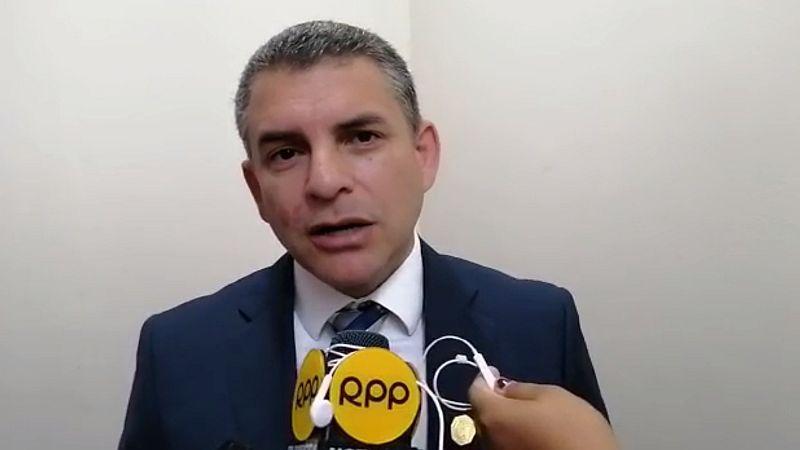 Rafael Vela brindó estas declaraciones a RPP Noticias tras participar en un congreso en la ciudad de Chiclayo.