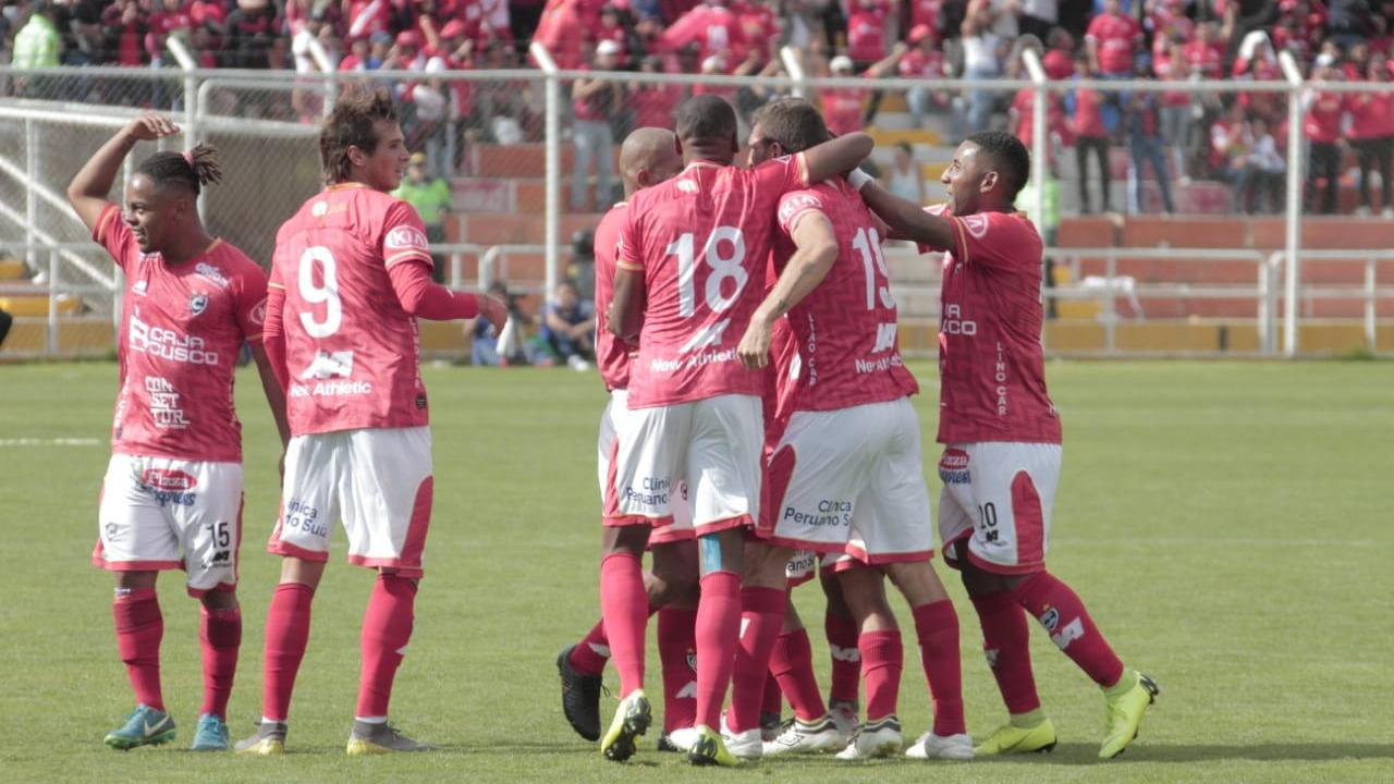 Cienciano es campeón de la Liga 2