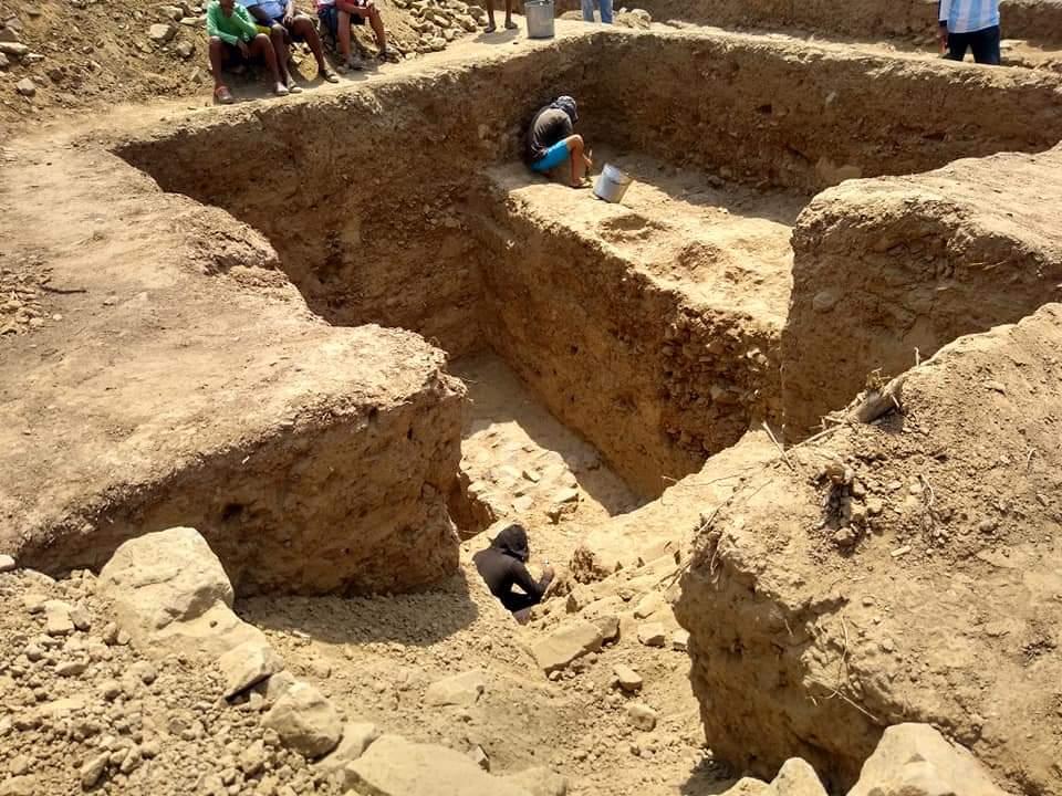 Un templo megalítico de tres mil años de antigüedad fue descubierto en la Huaca El Toro en el distrito de Oyotún (región Lambayeque)