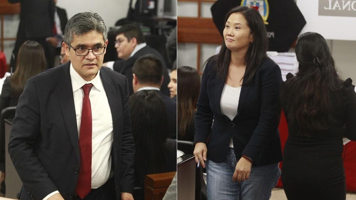Fiscal Pérez tiene a su cargo la investigación contra Fuerza Popular.