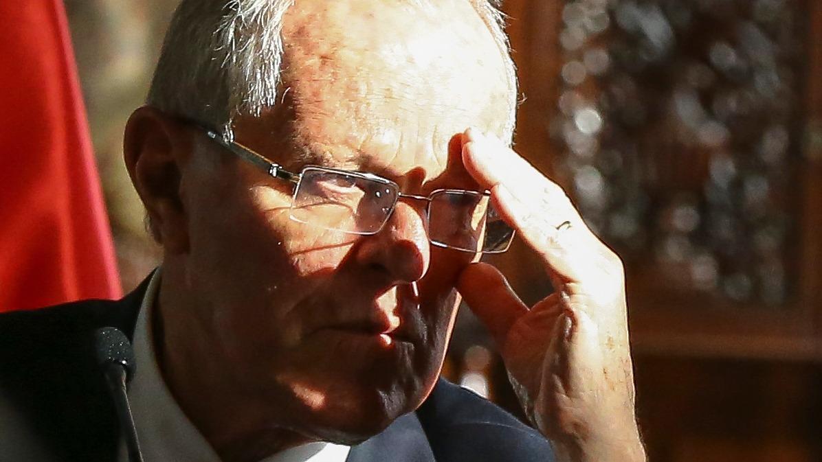 Exministro Abel Salinas informa sobre la salud del expresidente Pedro Pablo Kuczynski