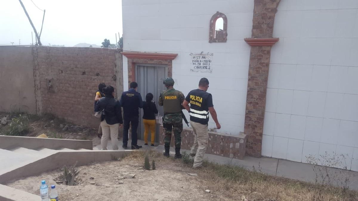 Efectivos de la DIRANDRO ejecutaron la operación denominada 'Oropeza'.