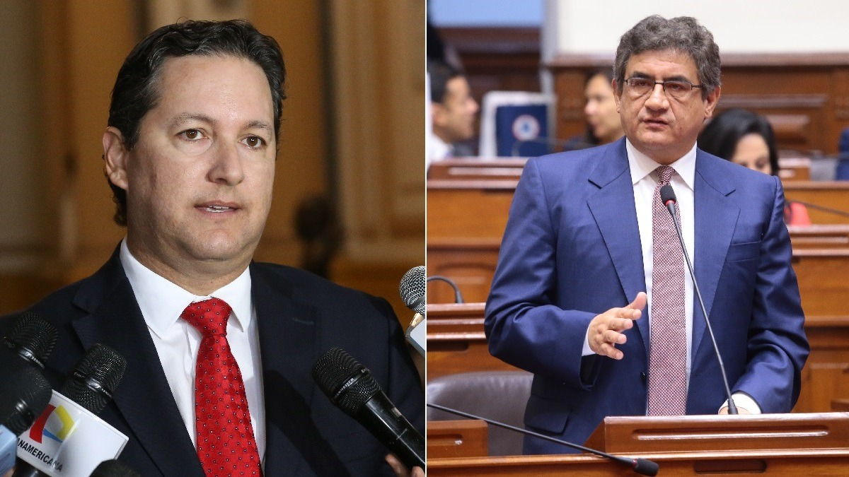 Excongresistas declararán en el Ministerio Público.