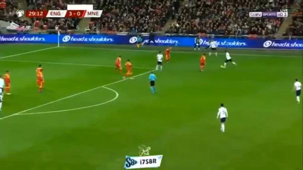 Así fue el gol de Marcus Rashford.