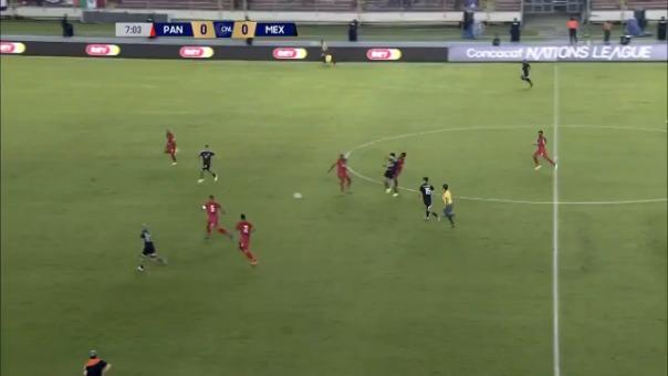 Así fue el gol de Raúl Jiménez.