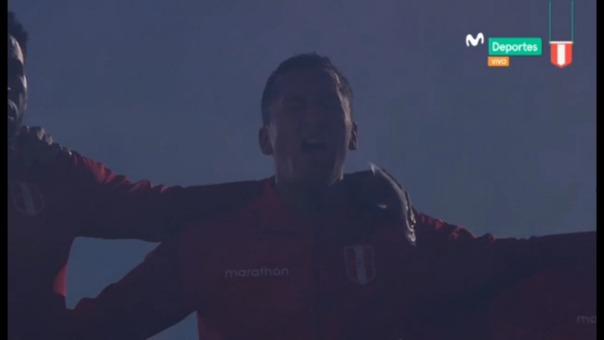 Así se cantó el Himno Nacional del Perú en el Hard Rock Stadium de Miami