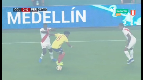 Perú vs. Colombia