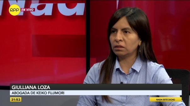 Giulliana Loza: