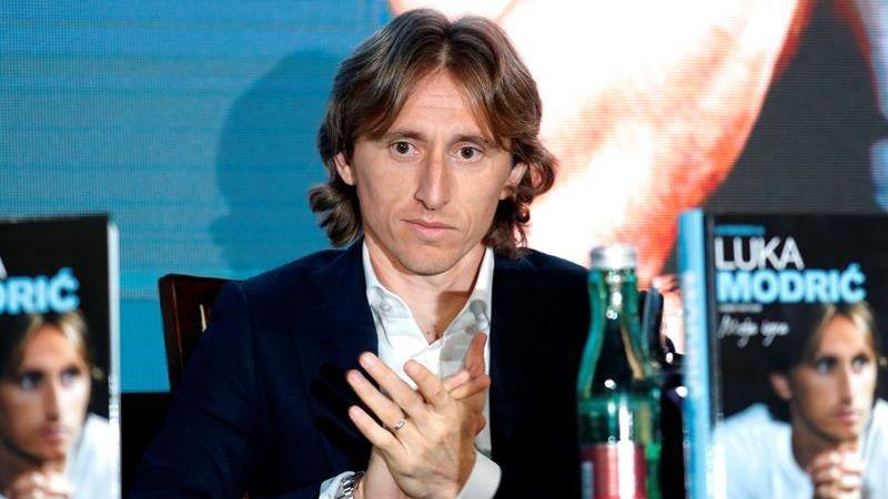 Luka Modric habla en su autobiografía de las personas que más influyeron sobre él, como jugador y persona.