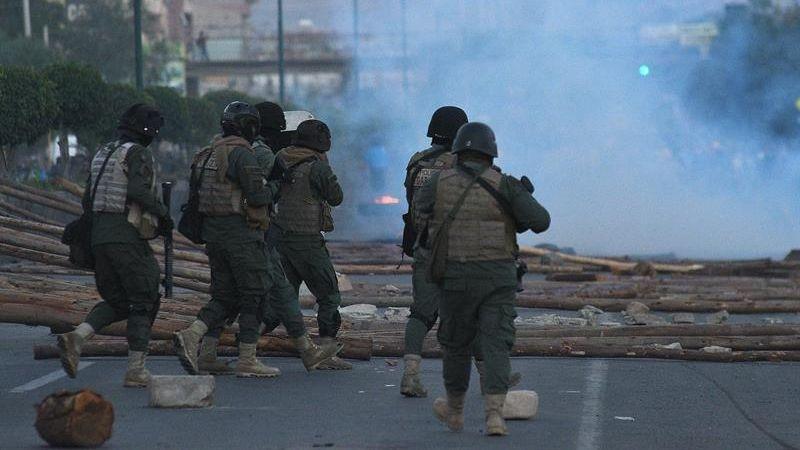 La Fiscalía de Bolivia investiga el origen de los disparos.